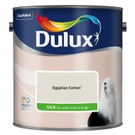 Dulux Matt Emulsion Egyptian Cotton 2.5L