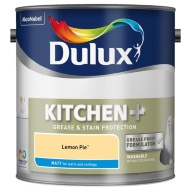 Dulux Kitchen+ Matt Lemon Pie 2.5L