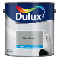 Dulux Matt Emulsion Warm Pewter 2.5L