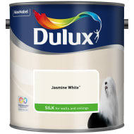 Dulux Silk Emulsion Paint 2.5L - Jasmine White