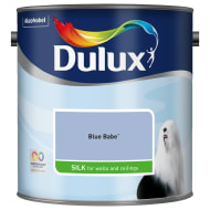 Dulux Silk Emulsion Blue Babe 2.5L