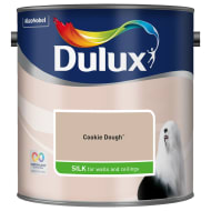 Dulux Silk Emulsion Cookie Dough 2.5L