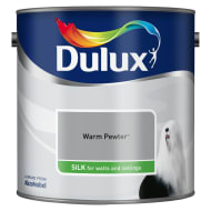 Dulux Silk Emulsion Warm Pewter 2.5L