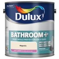 Dulux Bathroom+ Soft Sheen Magnolia 2.5L