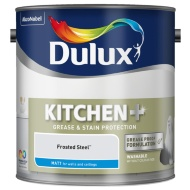 Dulux Kitchen+ Matt Frosted Steel 2.5L