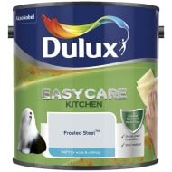 Dulux Easycare Kitchen Matt Frosted Steel 2.5L