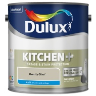 Dulux Kitchen+ Matt Overtly Olive 2.5L