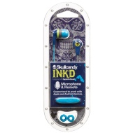 Skullcandy Ink'd Microphone and Remote Earphone