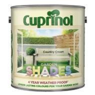 Cuprinol Garden Country Cream 2.5L