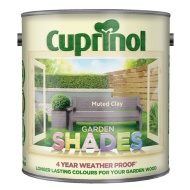 Cuprinol Garden Muted Clay 2.5L