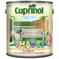 Cuprinol Garden Shades Natural Stone 2.5L