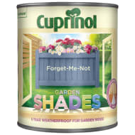 Cuprinol Garden Shades Forget Me Not 1L