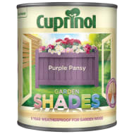 Cuprinol Garden Shades Purple Pansy 1L