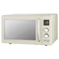 Goodmans Digital Microwave 20L - Cream