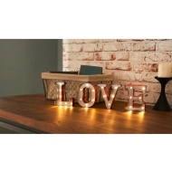 Carnival LED Word Light - Love