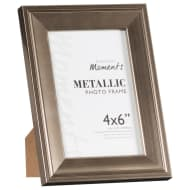 Metallic Photo Frames 4 x 6