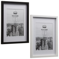 New York Photo Frame A4