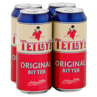 Tetley's Original Bitter 4 x 440ml
