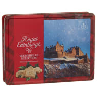 Royal Edinburgh Shortbread Selection 500g