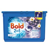 Bold 2 in 1 Detergent Pearls - Lavender & Camomile 12pk