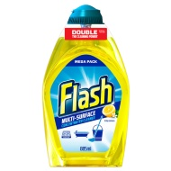 Flash Liquid Gel Concentrated All-Purpose Cleaner 885ml - Crisp Lemons