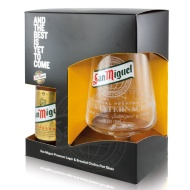 San Miguel & Chalice Gift Set 275ml