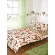 Kids Complete Single Bed Set - Woodland