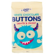 White Chocolate Buttons 150g