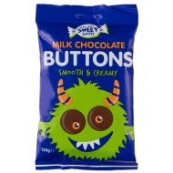 Milk Chocolate Buttons 150g