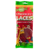 Strawberry Laces 250g