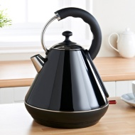 Prolex Pyramid Kettle 1.8L - Black