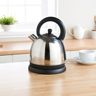 Prolex Traditional Kettle - Stainless Steel