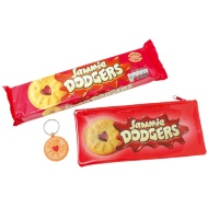 Jammie Dodgers Biscuits & Pencil Case Gift Set