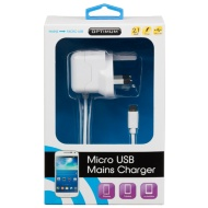 Optimum Micro USB Mains Charger