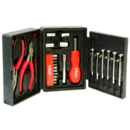 Rolson Mini Tri Fold Tool Kit 26pc