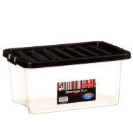 Storage Box with Lid 10L