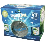 Calypso Blue Lagoon Fishbowl Party Pack