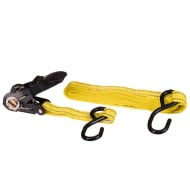 Auto Tech Ratchet Tie Downs 3.5m 2pk
