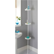 3 Tier Tension Shower Caddy