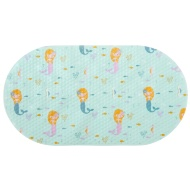 Character Printed Bath Mat - Mermaid