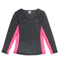 Ladies Active Long Sleeve Top
