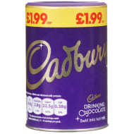 Cadbury Hot Chocolate 250g