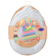 Easter Craft Party Pack 458pc - White