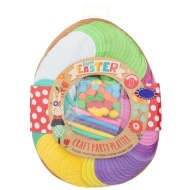 Easter Craft Party Platter 375pc - Multi-Colour