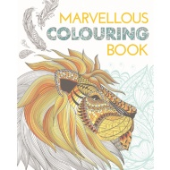 Marvellous Colouring Book