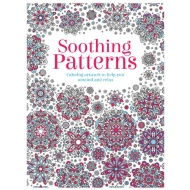 Adult Colouring Book - Soothing Patters