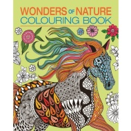 Wonders of Nature Colouring Book
