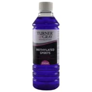Turner & Gray Methylated Spirits 500ml