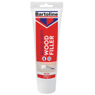 Bartoline Ready Mixed Wood Filler 330g - White