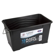 Turner & Gray Plastic Paint Scuttle 15L